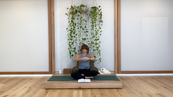 Hero Image Yoga for a Tender Heart (60min) with Sarah H