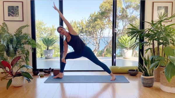 Hero Image Warmth and Lightness - Balancing Kapha (31 min) with Nicole