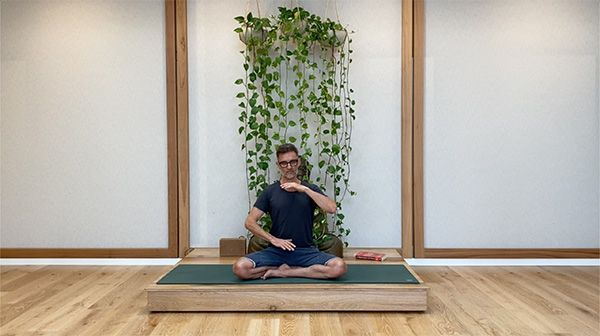 Hero Image Breathe for Wellbeing (35min) with Rod