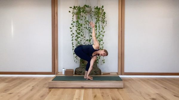 Hero Image Twisting for Spinal Health (90 min) with Nicole