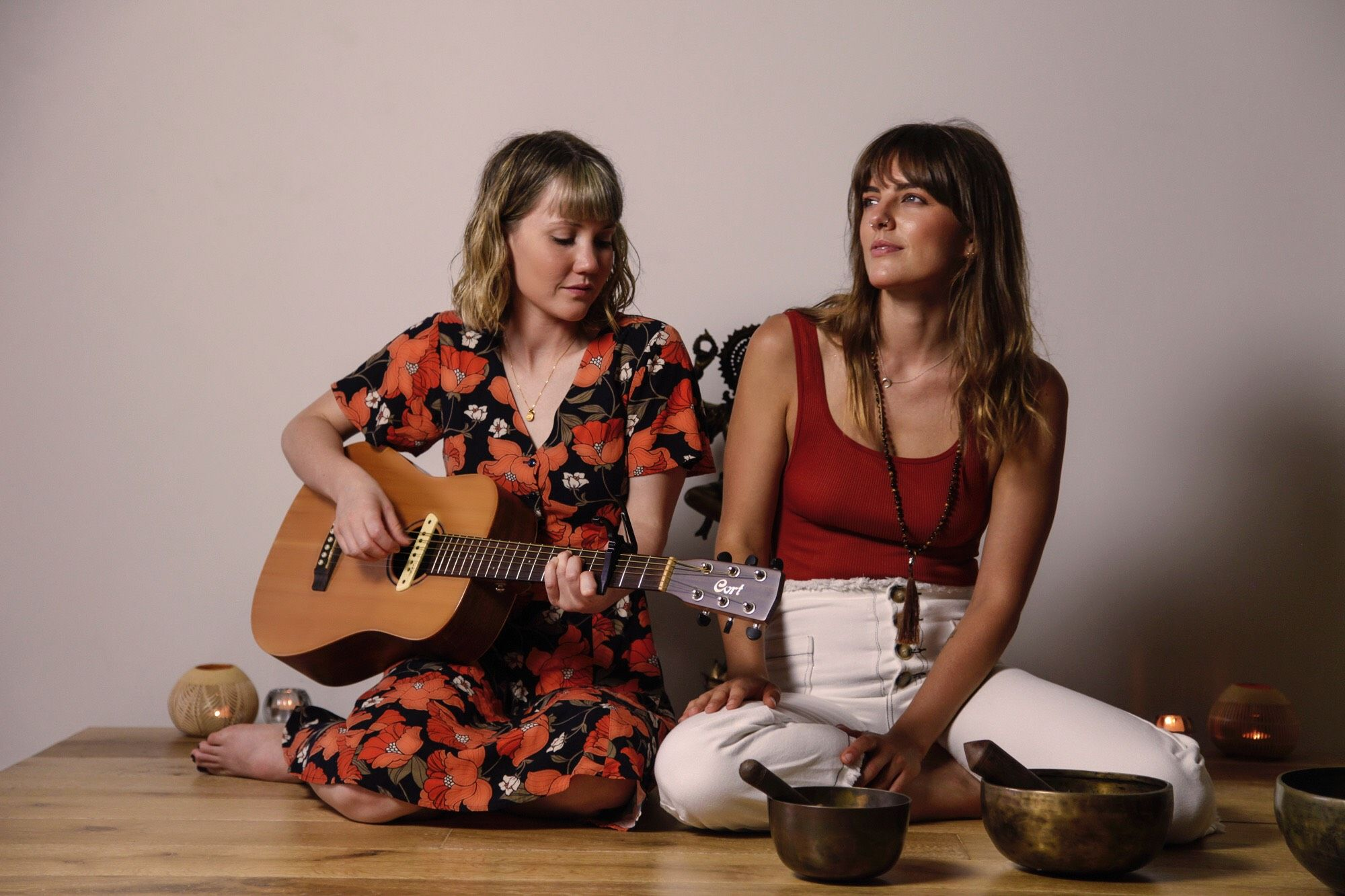 Hero Image Yin Yoga and Live Music with Georgie & Sarah