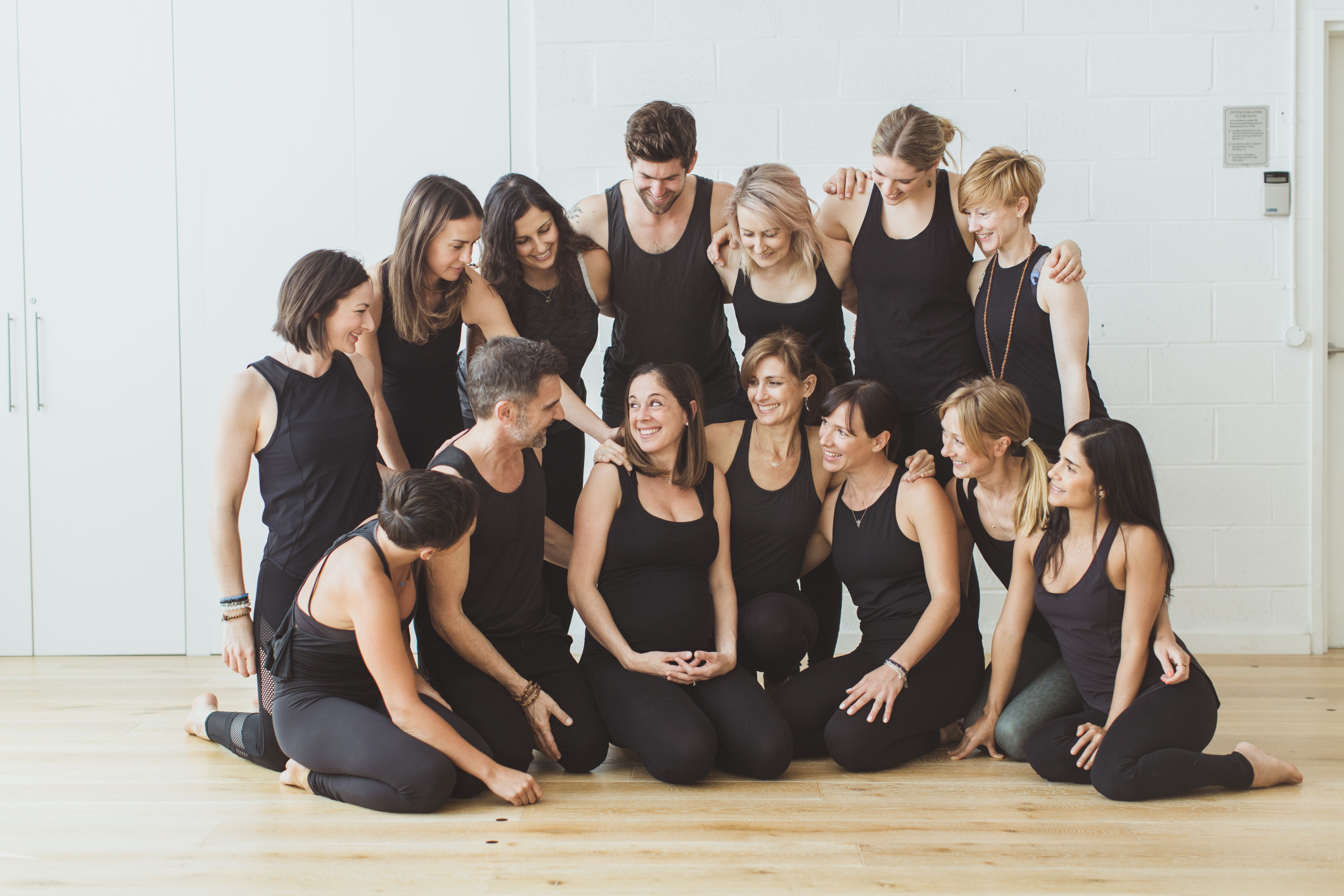 Hero Image Teachers Workshop: Supporting pregnancy in an open yoga class