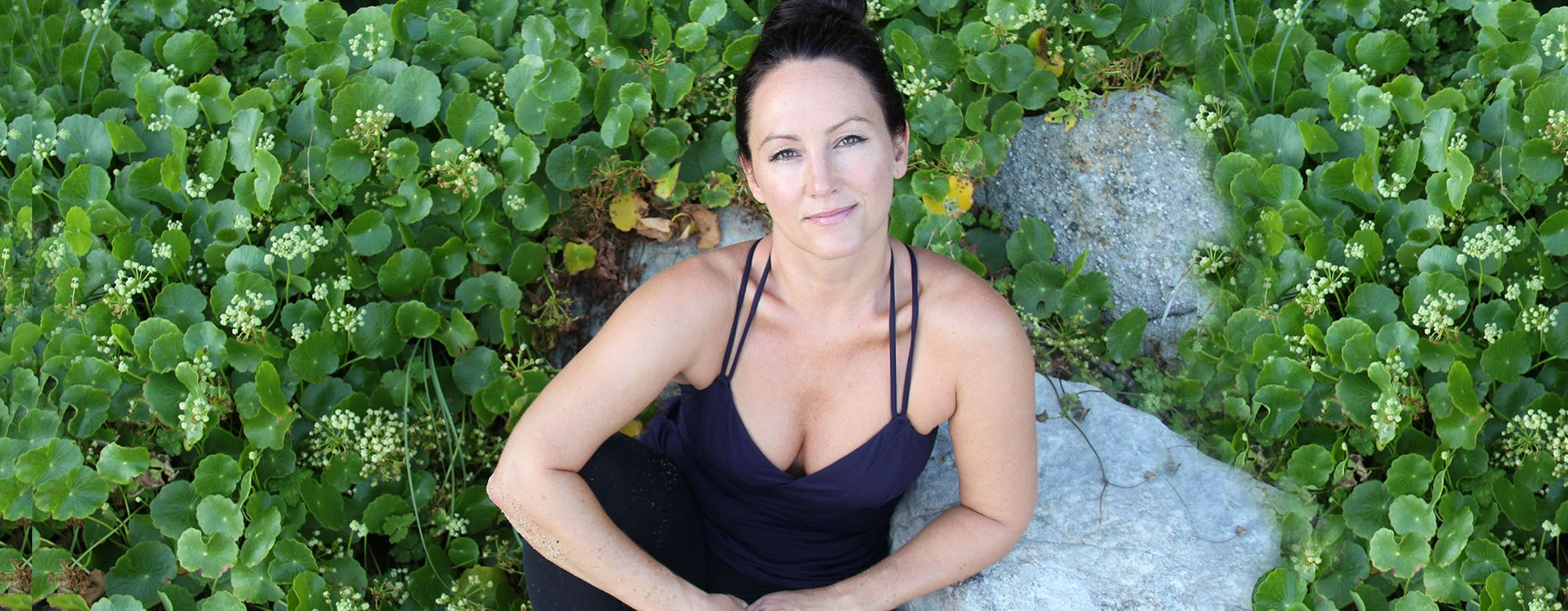 Hero Image Melanie McLaughlin & The Benefits of Yin Yoga