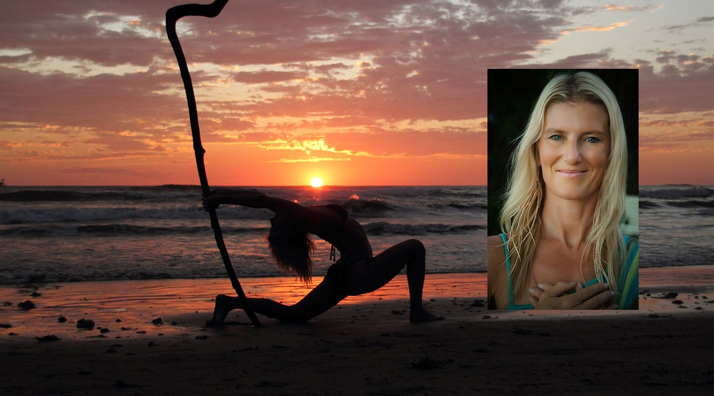 Hero Image Prana Vinyasa - Awakening the Instinctual Body with Shiva Rea and special guest Deya Dova