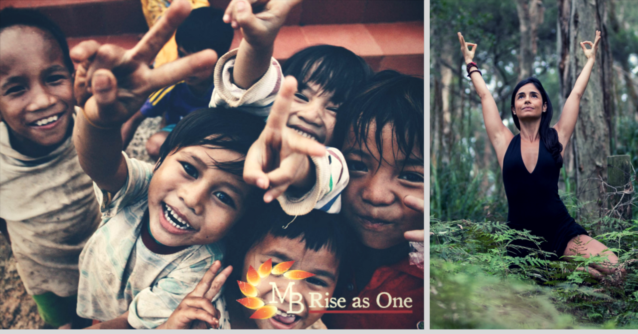 Hero Image Let's Rise as One- Donation Based Yoga with Cristina Arango & Baran Yildiz