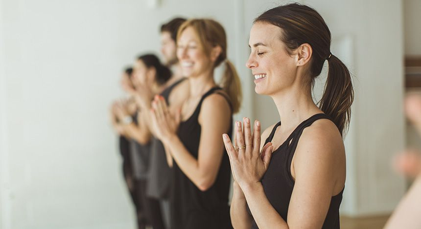 Hero Image Yoga teachers: Getting started as a new teacher
