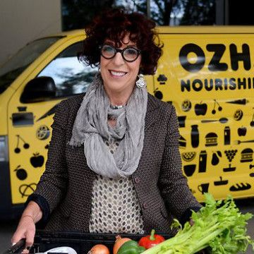 OzHarvest, Ronni Kahn Headshot
