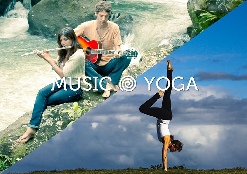 Hero Image The Marriage of Yoga and Live Music