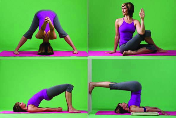 Hero Image Yoga Practice for Spring Cleaning