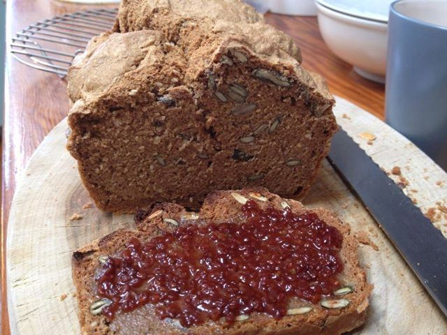 Hero Image Delicious Quinoa, Buckwheat and Spelt Bread